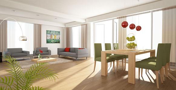 3D Interiorvisualisierung: Beste Qualität zum besten Preis!